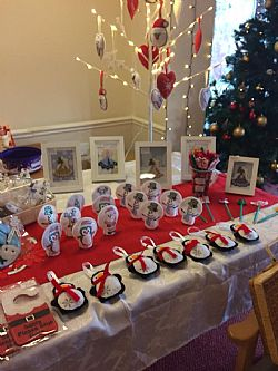 Christmas fun at Herons Park Nursing Home Christmas Fete